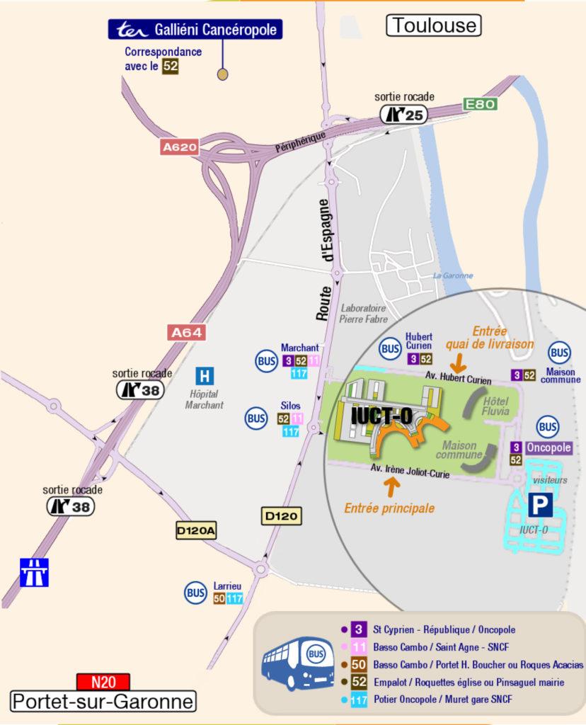 Plan acces IUC